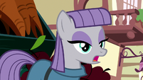 Maud answers Applejack -you just did- S8E18