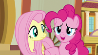 "Pinkie Pie ""then you'd better hurry"" S9E6"