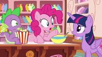 Pinkie Pie --just wait until you hear-- S6E22