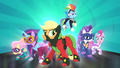 "Power Ponies ""nice catchphrase"" S4E06.png"