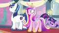 Princess Cadance behind me S2E25.png