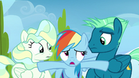 Rainbow --I don't want Spitfire to be mad at me-- S6E24