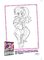 Rainbow Dash Rainbow Rocks coloring page.png