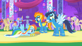 Rainbow Dash saves pie S1E26.png