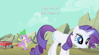 Rarity searching S1E19