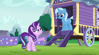 Starlight --she clearly doesn't trust me enough-- S6E6