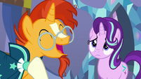 Sunburst -more in common with Twilight- S7E24