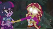 Sunset Shimmer has her first empathic vision EG4
