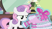 Sweetie sees improved dress S4E19