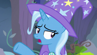 Trixie -somepony probably should- S7E17