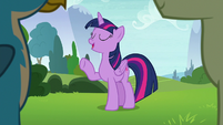 "Twilight ""how important working together is"" S8E9"