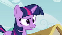 Twilight 'And I have never heard of' S3E3