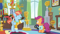 Windy explains trophy for Rainbow's first flight S7E7.png