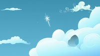 A hole in the cloud S5E26