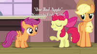 Apple Bloom 'Of course she'll wanna join the Cutie Mark Crusaders' S3E4