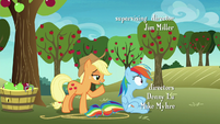 "Applejack ""on one condition"" S8E5"