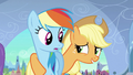 Applejack 'What I mean is' S3E2.png