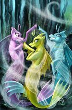 FIENDship is Magic Sirens IDW teaser