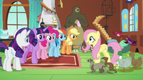 Fluttershy -you all taught me so much- S7E5