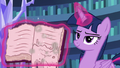 Friendship journal starts crumbling to dust S7E14.png