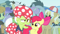 "Granny Smith ""why in tarnation would I do that?"" S4E20.png"