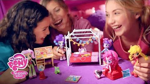 Muñecas My Little Pony Equestria Girls Minis - América Latina - Segundo anuncio
