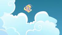 Pink Pegasus spinning S3E07
