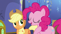 """Pinkie """"They'll be in good hooves with me"""" S5E11.png"""