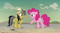 "Pinkie Pie ""you wouldn't let anything happen"" S7E18"