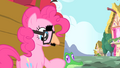 Pinkie Pie 'I think our cover's been blown' S1E25.png