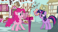 Pinkie Pie 'That's a great idea!' S3E07