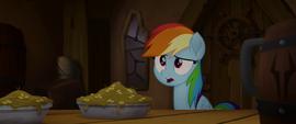 """Rainbow """"you weren't always delivery birds"""" MLPTM"""