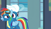 Rainbow --I can pull off a sonic rainboom-- S6E7