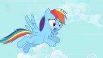 Rainbow Dash HUH! S2E8