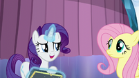 Rarity --to the untrained eye-- S6E1
