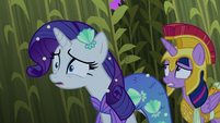 Rarity -what... is... that... sound-- S5E21
