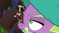 "Tiny Discord ""it's the little details"" S6E17"