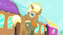 Trenderhoof smiling S4E13