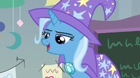 """Trixie """"I am thrilled you asked"""" S9E20"""