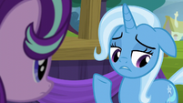 Trixie --I wasn't very nice-- S6E6