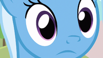 Trixie wide eyed cuteness S3E5