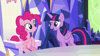 Twilight --we're gonna have fun today!-- S5E22