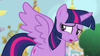 Twilight -all this flying business- S4E01
