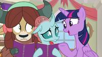 Twilight -showcasing an aspect of friendship- S8E17