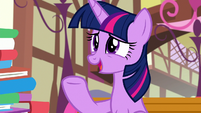 "Twilight Sparkle ""is it really that bad?"" S8E18"