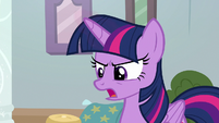 "Twilight Sparkle ""then how do you explain"" S8E12"