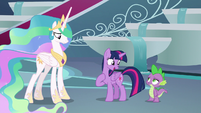 "Twilight Sparkle ""we'll all help you"" S8E7"