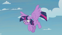 Twilight Sparkle embarrassed --oops-- S5E25
