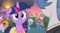 Twilight why yes S2E9