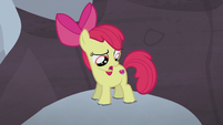 Apple Bloom -what does the rock look like-- S5E20